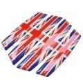 Car Door Edge Guards Anti-collision Scratch Protection Strip Bumpers (England)