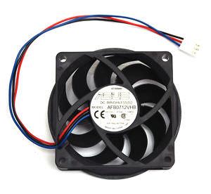 Asus Delta 70mm 7015 PWM Thermistor Sensor Speed Control Fan