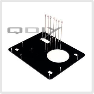 QDIY Professional Modder Acrylic ATX Motherboard Tray (YJ-ZJM08)