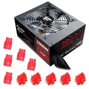 OCZ Fatal1ty Series 1000W/750W/550W Modular Connectors (Full Set 10pcs)