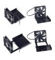 5.25in Bay Case Fan Cooler Mounting Kit