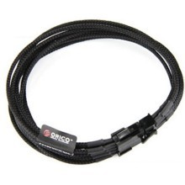 Premium Single Braid 8Pin Extension Cable (40cm)