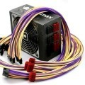 Professional Tailor-Made Enermax Custom Sleeved Modular Cable Kit