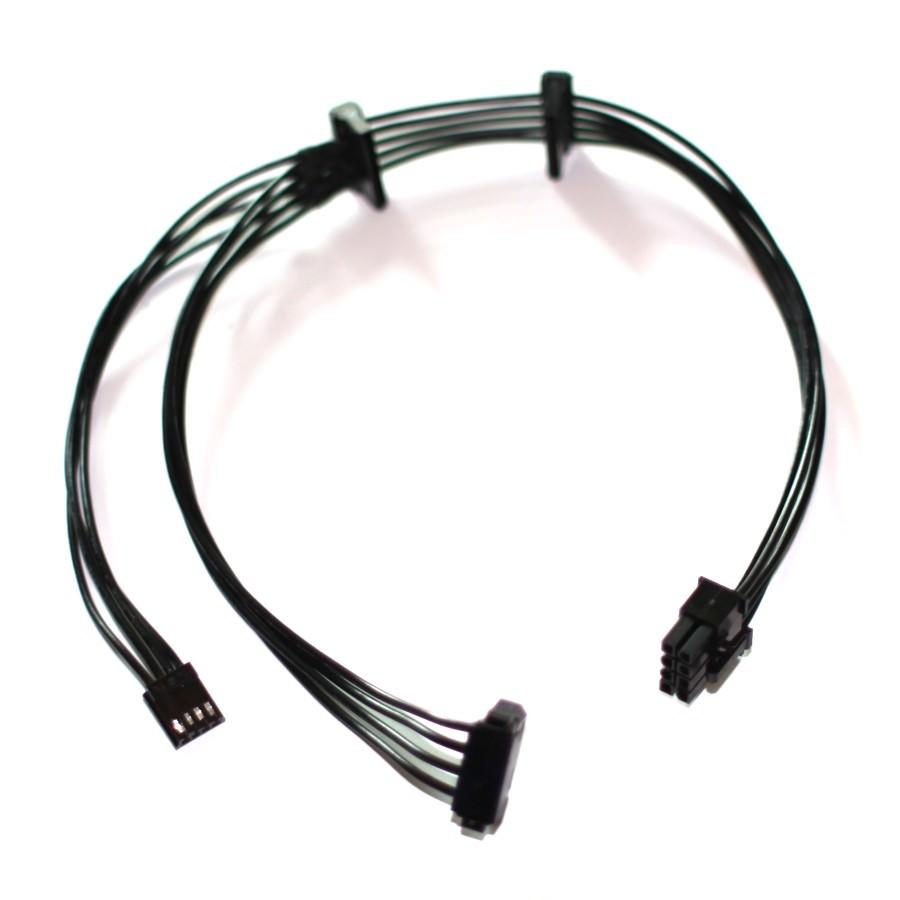 Thermaltake Tr2 Rx 8 Pin To Dual Sata Molex Fdd Power Cable Wiring Diagram