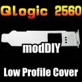 QLogic 2560 QLE2560 FC 8GB 2U Low Profile Expansion Slot Cover