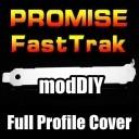 Promise FastTrak TX4650 TX4650/5PK Full Profile Expansion Slot Cover