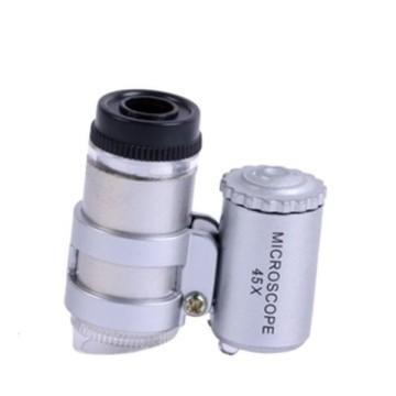 XiNDA 45x Mini Microscope with LED