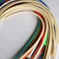 Deluxe High Density Weave Gold Cable Sleeve (3mm)