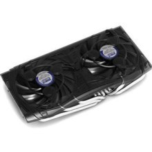 PCCooler H.D.T Technology Dual 10cm Fan Low Noise VGA Cooler