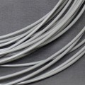 High Quality F4 PTFE Tubing - Grey (1mm ID x 2mm OD)