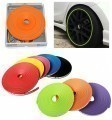 IPA + 3M 94 Car Tuning Vehicle Wheel Rims Protector Tire Guard (Orange)