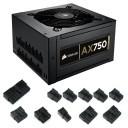 Corsair AX850 AX750 AX650 Modular Connector Full Set 11pcs with Pins