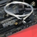 Corsair Hydro Series ROG AIO CPU Cooler 9 Pin to Micro USB Cable