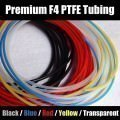 Top Quality F4 PTFE Tubing - 14L (1.68mm ID x 2.08mm OD)