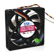 AVC 70mm 4500RPM 4-Pin / 4-Wire PWM Fan (DA07015R12U)