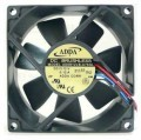 ADDA 8025 12V 0.12A 80mm Dual Ball Bearing Cooling Fan