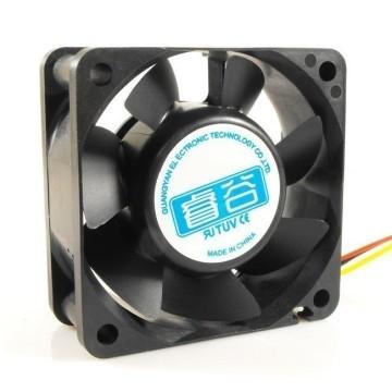 GuangYan 6cm Fan 6025 (3800 RPM, 22 dBA)