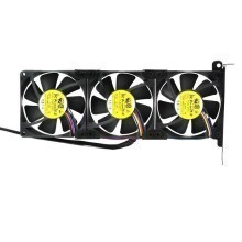 Japan Servo High Performance Triple 8cm PCI Expansion Slot Fans
