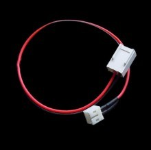 Mini 2-Pin (2.0mm) to Standard 3-Pin Fan Adapter Cable
