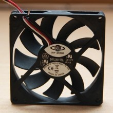 Top Motor 8cm 8015 12V 0.14A Fan (1700RPM)