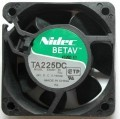 Nidec TA225DC 6015 12V 0.17A 60mm Cooling Fan