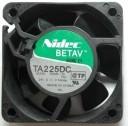 Nidec TA225DC 6015 12V 0.17A 60mm Cooling Fan