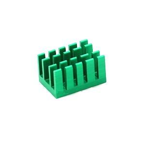 Server Industrial Grade Chipset Heatsink (Green)