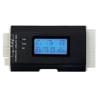 Universal ATX Power Supply Monitor Tester (Aluminium with LCD)
