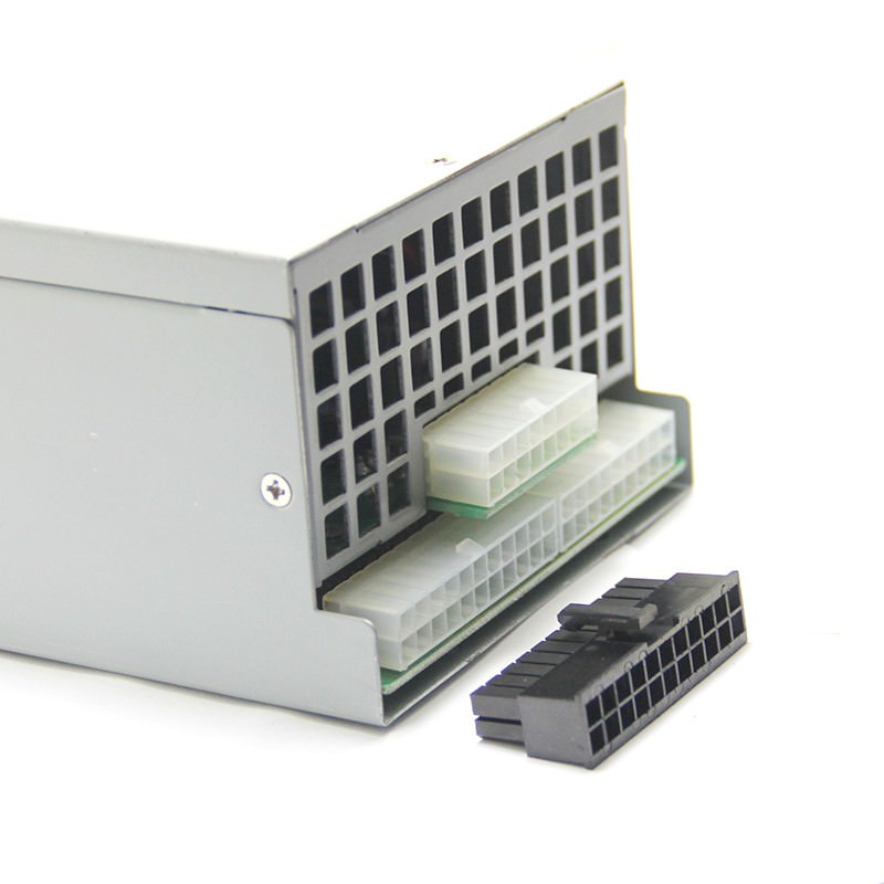 Server ATX Power Supply 22 Pin Modular Connector with Pins