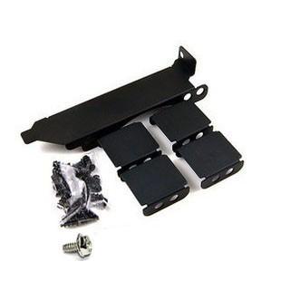 modDIY PCI Slot Fan Mounting Kit (80/90mm Fan x 3)
