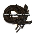 modDIY Exclusive Silicone Fiberglass Sleeving Power Supply Modular Cables Set