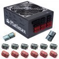 Enermax Platimax Series Modular Connectors (Full Set 14pcs)