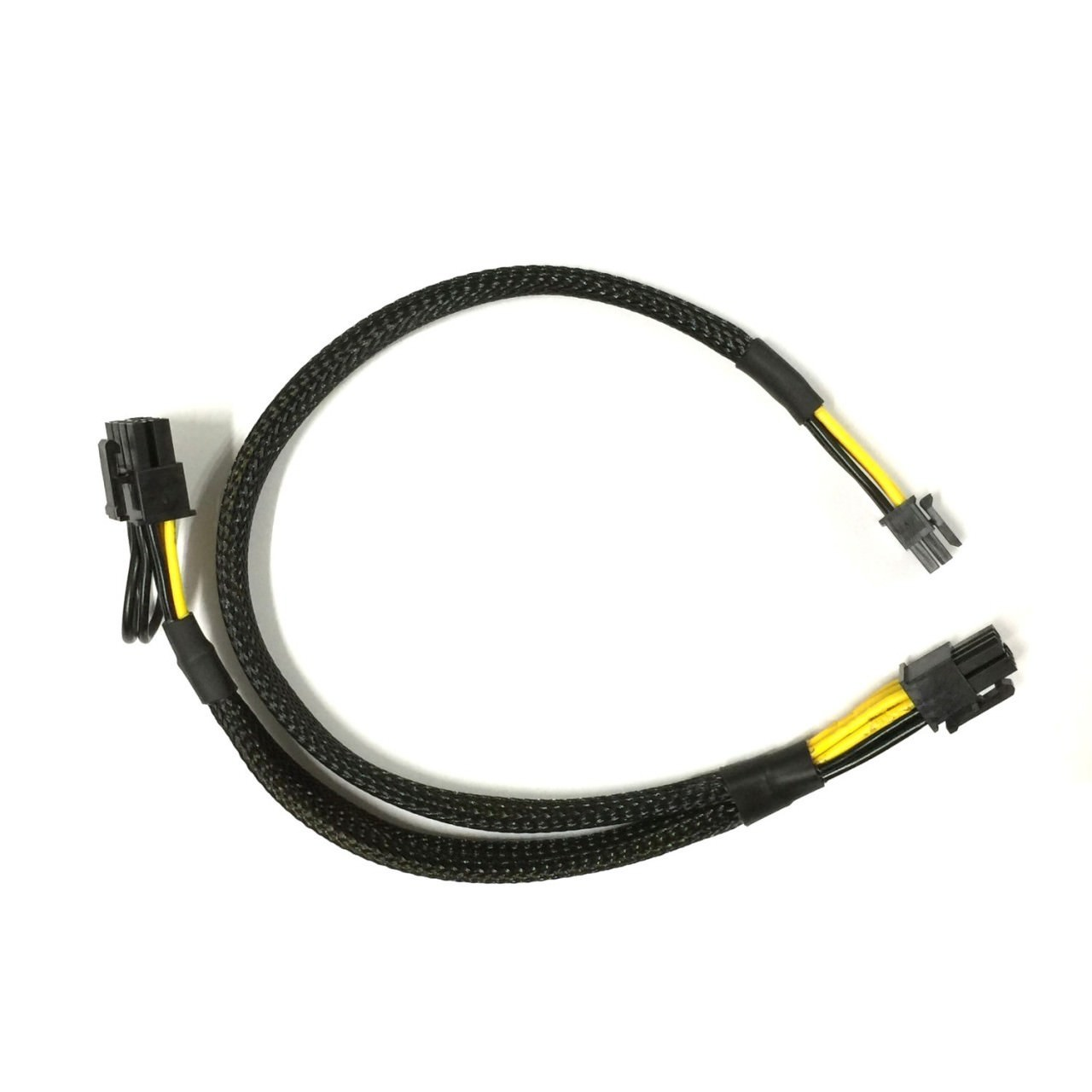 Dell Server R740 Mini 8 Pin to 8 Pin and 6 Pin GPU PCIE Power Cable
