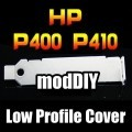 HP Smart Array P400 P410 Low Profile Expansion Slot Cover