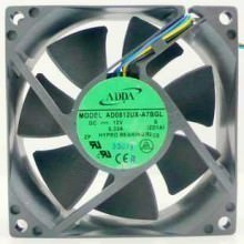 ADDA 8025 80mm 12V 0.33A Hypro Bearing PWM Fan