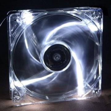 Corsair Original 120mm 12025 Transparent Fan with White LED