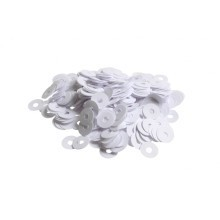 Anti-Static M3/M4 White Paper Washers