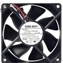 NMB-MAT 8025 80mm 3-Pin Fan (3110RL-04W-B39)