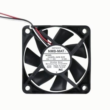 NMB-MAT 6cm 6015 12V 0.12A 3200RPM Fan (2406RL-04W-S49)