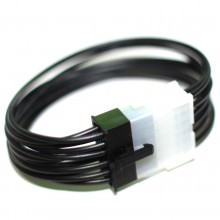 18AWG Modular PSU 12-Pin Extension Cable (20cm)