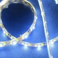 Custom Length Sleeved LED Light Strip - White