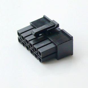 Seasonic/Enermax Modular Power Supply 12-Pin Connector - Black