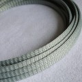 Deluxe PET PP Cotton Braided Sleeving (Silver 8mm)