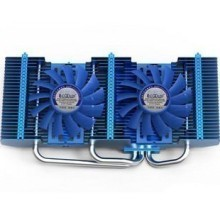 PCCooler HDT Technology 3 Heatpipes Dual 80mm Fans VGA