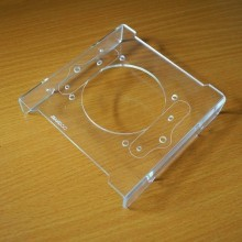 HDD 3.5 to 5.25 Bay Adapter Acrylic Mounting Kit