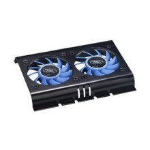 Deepcool Dual 60mm Fans Ice Disk 2 HDD Cooler
