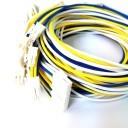 Silverstone Strider ST85F Premium Single Sleeved Modular Cables Set