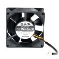 Sanyo Brushless DC Mini Ace 32 Fan (109P0912H2D10)