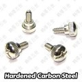 M5.0 x 10mm Silver Thumb Screws (M5X10)