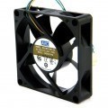 AVC 8020 80mm 12V 0.46A PWM 4-Pin Cooling Fan
